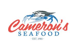 Cameron's Seafood Affiliate Program